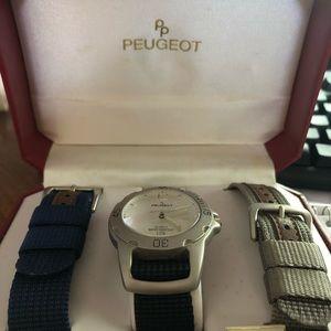 Peugeot watch